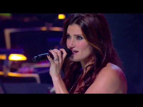 Idina Menzel - Poker Face (from LIVE: Barefoot at the Symphony)