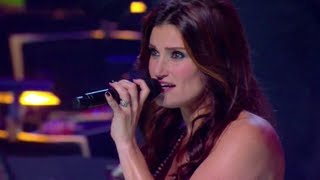 Idina Menzel Poker Face from LIVE Barefoot at the Symphony.mp3