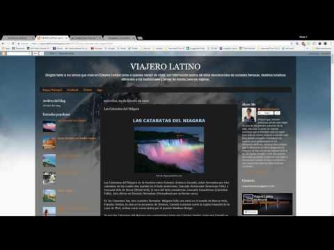 Documentación Para Visitar Las Cataratas Del Niágara