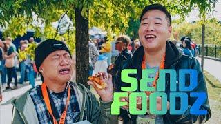Taste of Atlanta: Send Foodz w/ Timothy DeLaGhetto & David So