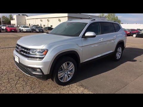 2019 Volkswagen Atlas Denver, Aurora, Lakewood, Littleton, Fort Collins, CO KC558460