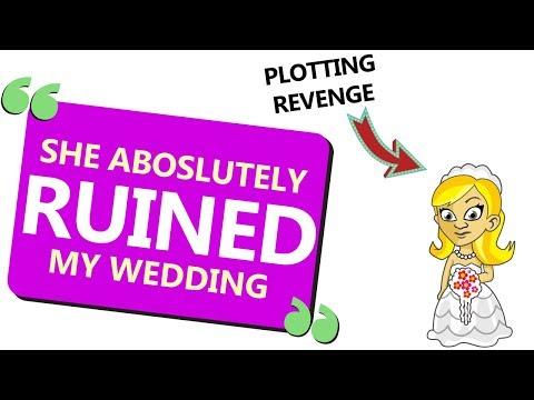 R/EntitledParents   Karen Ruins Wedding. Friend Returns Favor. (ft. ProRevenge)