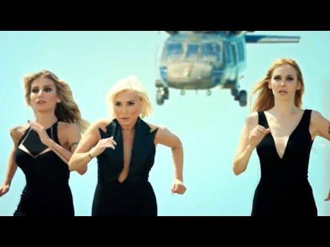 Yonca Evcimik feat. İrem Derici & Gökçe - Kendine Gel (video klip kamera arkası)