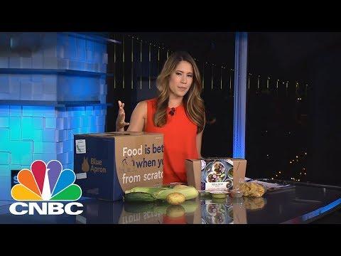 Amazon Meal Kit Vs. Blue Apron...Who Wins? | CNBC