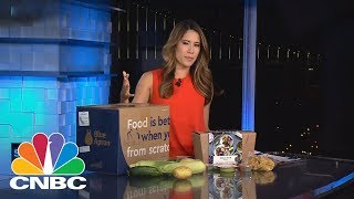 Amazon Meal Kit Vs. Blue Apron...Who Wins? | CNBC