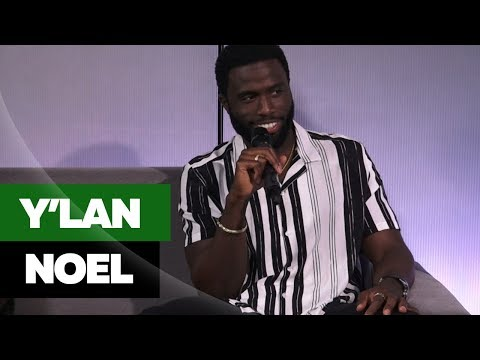 Y'lan Noel On Getting His Role On 'Insecure' + What Makes 'The First Purge' Different