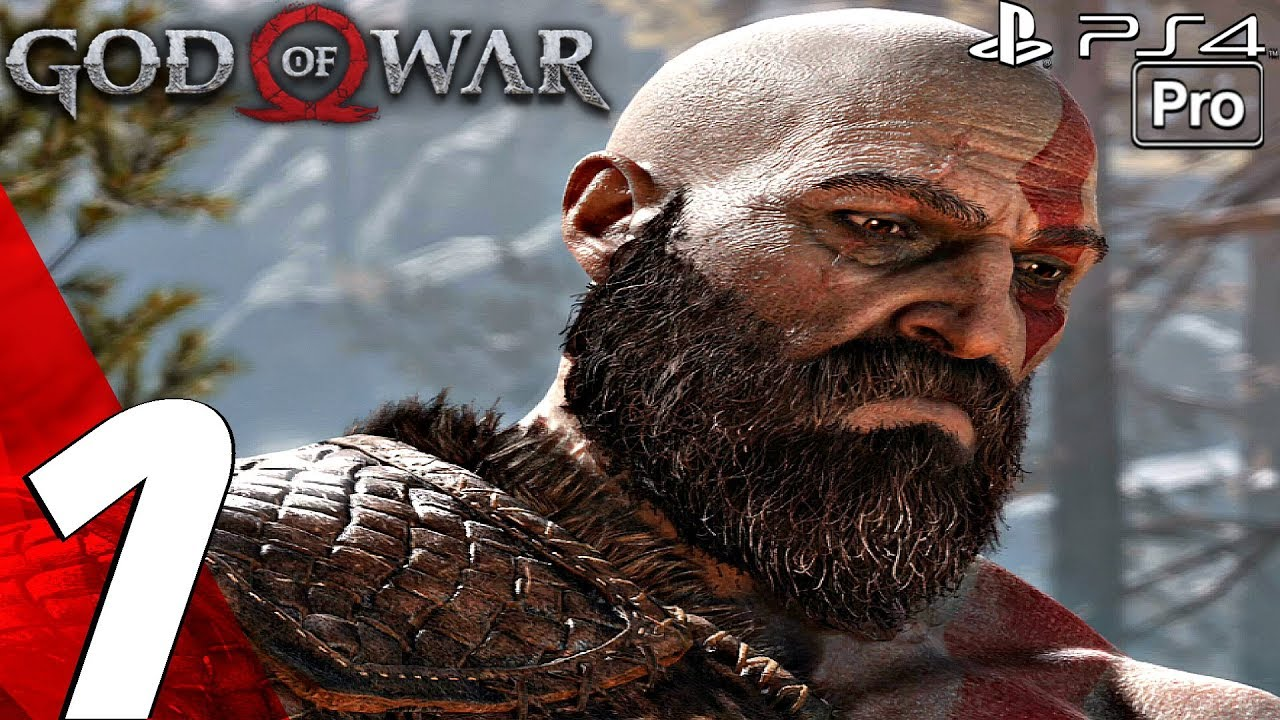 God Of War 4 Gameplay Walkthrough Part 1 Prologue Full Game Ps4 Pro