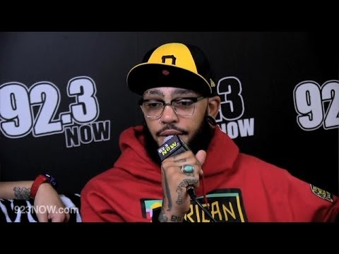 "Travie McCoy Talks New Single, ""Rough Water"" & Gym Class Heroes In 92.3 NOW Interview"