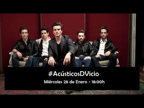 """#AcusticosDVicio - 28 de Enero de 2015 - """"El secreto"""" y """"Thinking out loud"""" de Ed Sheeran"""