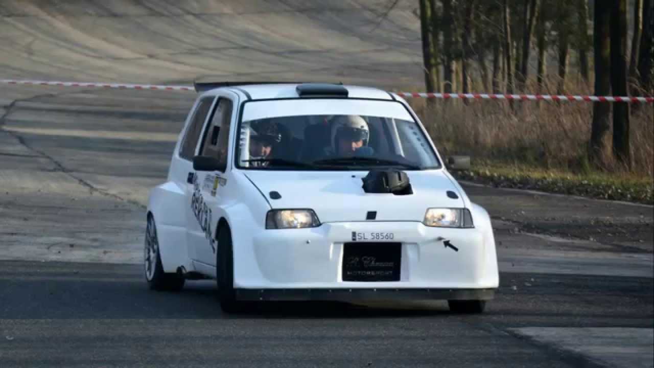 Fiat Of Cc >> Fiat Cc Swap Yamaha R1 Youtube