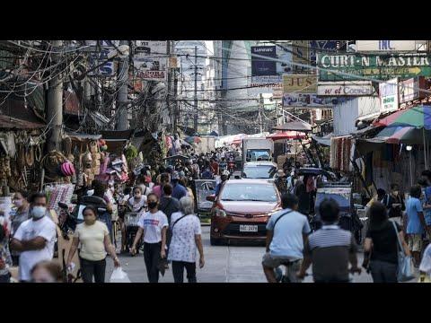 Philippines Tops Indonesia on Virus