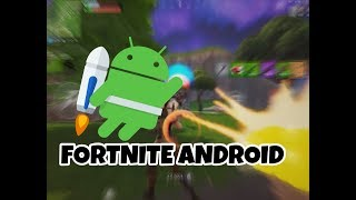 OFFICIAL FORTNITE ANDROID ANNOUNCEMENT | Never Give Up, Fortnite Mobile Epic games- Mortal INDIA