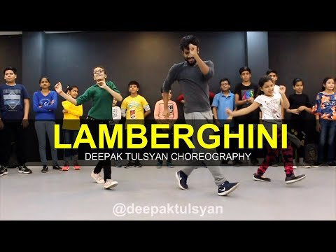 Lamberghini Dance  The Doorbeen  Deepak Tulsyan Choreography  Workshop