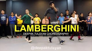 Lamberghini Dance | The Doorbeen | Deepak Tulsyan Choreography | Workshop