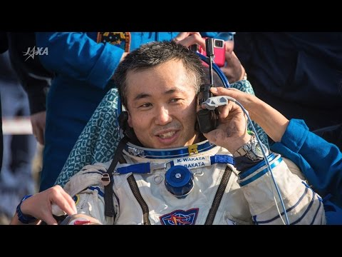 Astronaut Koichi Wakata Tracing the 188-day endeavor  Challenge as the first Japanese Commander