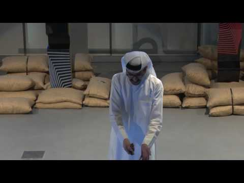 The Gulf's Creative Economy by Sultan Al Qassemi | Powering the Creative Economy | Nuqat 2016