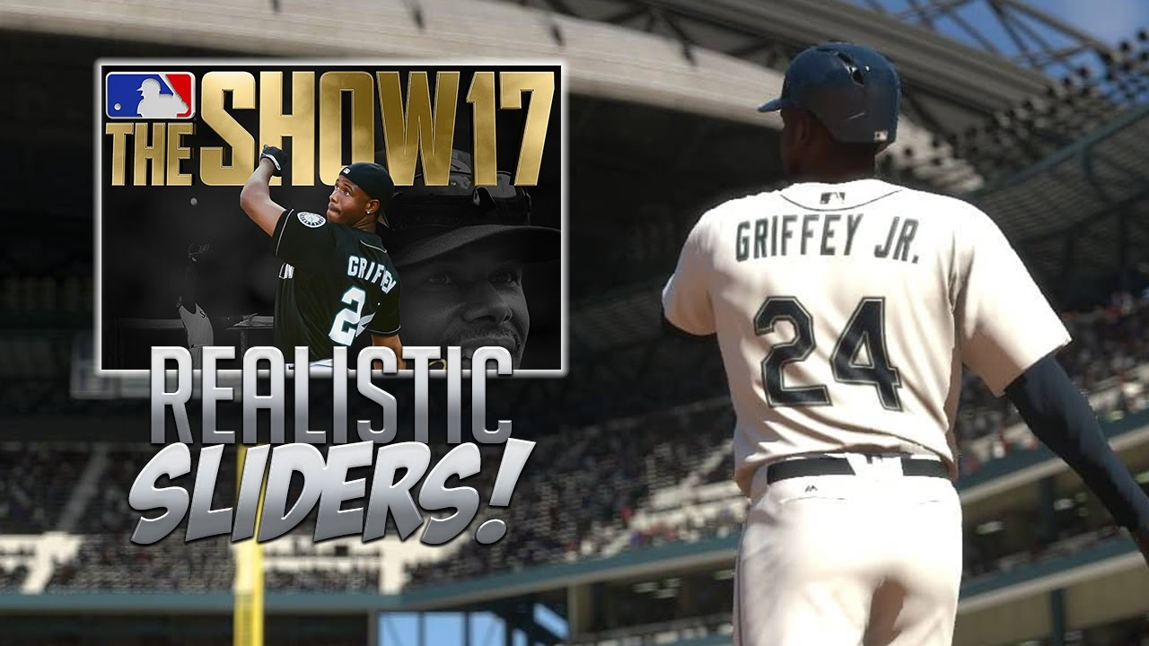 Mlb The Show 17 Realistic Sliders