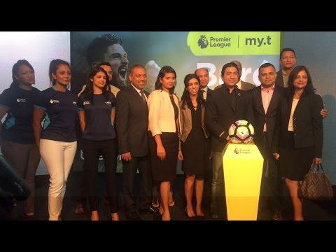 Mauritius Telecom lance 5 chaines de sport dont une dédiée au English Premier League
