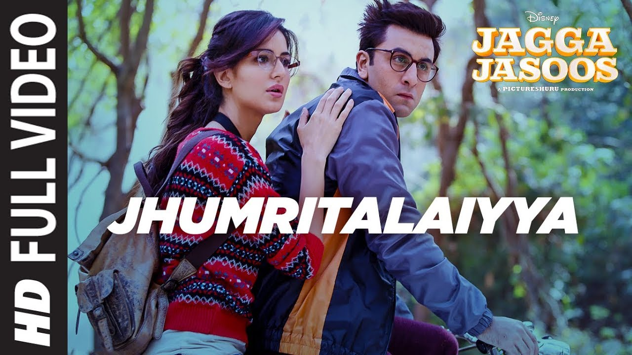 Jagga Jasoos :Jhumritalaiyya Full Video Song l Ranbir, Katrina   Pritam Arijit, Mohan   Neelesh #1