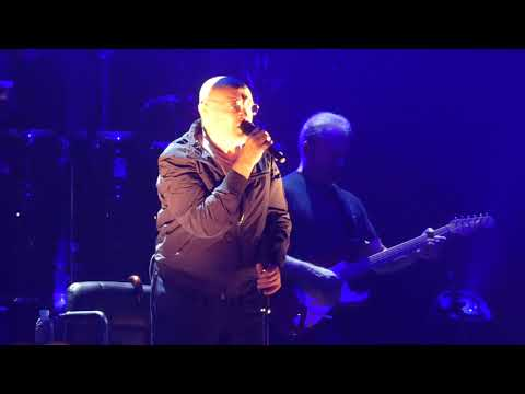 """In the Air Tonight"" Phil Collins@Wells Fargo Center Philadelphia 10/8/18"