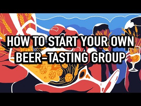 How to Start Your Own Beer Tasting Group
