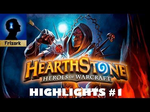 [Hearthstone] [ESP] Best of Frizork #1