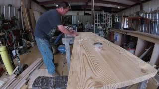 Pine Counter Top