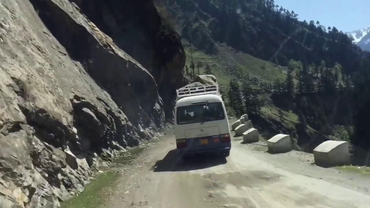 Image result for neelum valley roads