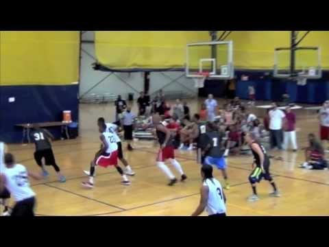 Kevin Foster - 6'8 / 230 / Forward