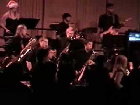 Plum City High School band - Christmas part 2