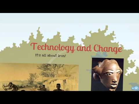 Early Culture and Trade in West Africa