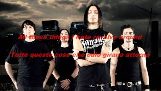 Bullet For My Valentine - All These Things I Hate (Revolve Around Me) (testo e traduzione)