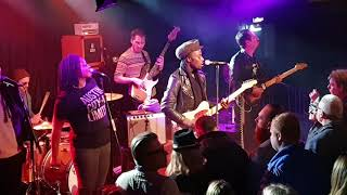 Black Pumas - Touch The Sky.  Live at Dingwalls, London, November 2019
