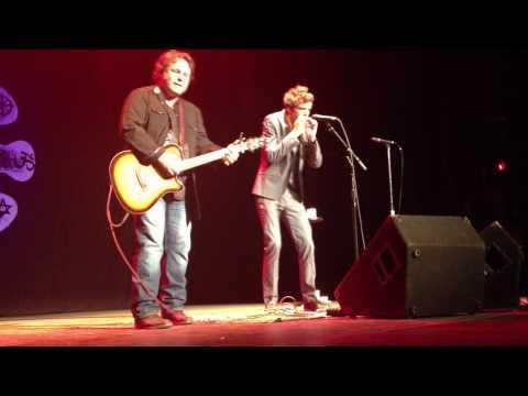 Martin Sexton & Stephen Kellogg - The Weight - Cover