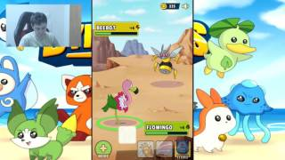 DYNAMONS WORLDS GAMEPLAY PL | DYNAMONS WORLDS Pokemon!