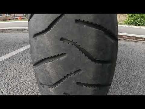 Michelin Anakee 3 обзор на тему ресурса шин