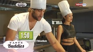 Taste Buddies: Solenn Heussaff vs Nico Bolzico cook-off