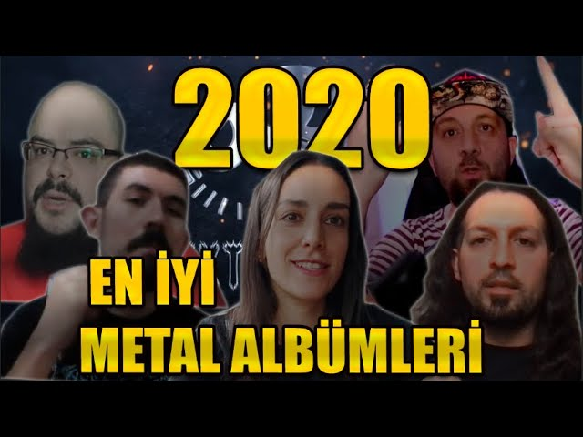 Bize Göre 2020'nin En İyi Metal Albümleri Neler? | Extreminal TV