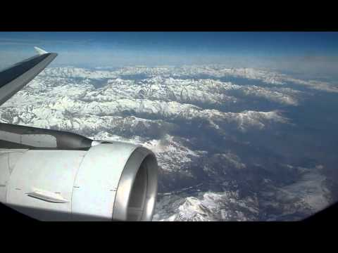 LX1822: Flight from Geneva to Athens with Swiss A320 HB-IJN (Takeoff, Flight, Landing)