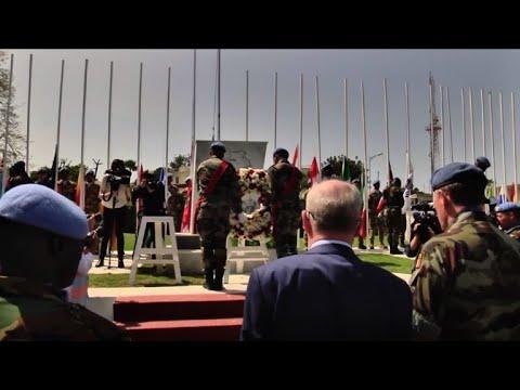 اليونيفيل احتفلت بالذكرى ال 40 لتأسيسها  في جنوب لبنان