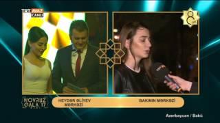 Bakü Sokaklarında Nevruz Heyecanı - Nevruz Gala 2017 - TRT Avaz