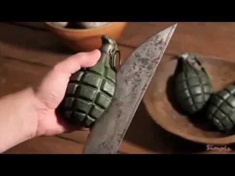 Cum sa tai o grenada