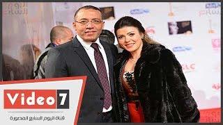 خالد صلاح وشريهان أبو الحسن وياسر جلال وأحمد فهمى فى حفل وشوشة