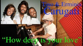 "Lezione di Piano n. 294: Bee Gees ""How deep is your love"", tutorial"