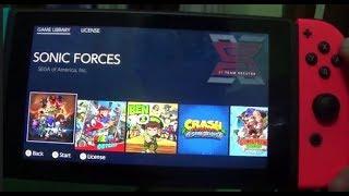Como Acessar os Jogos xci no Desbloqueio do Nintendo Switch   Team Xecuter SX OS