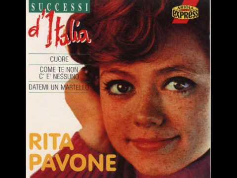 Rita Pavone Cuore Youtube