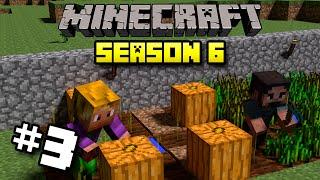 #3 Minecraft | WondermentMC Season 6 -  The Cheeky Dipper