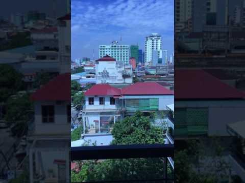 Phnom Penh, Cambodia Remote Year Apartment - Garden Mansion 3