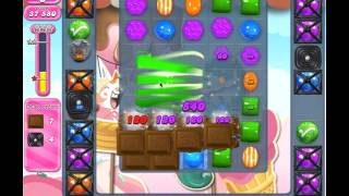 Candy Crush Level 1611 (no boosters)