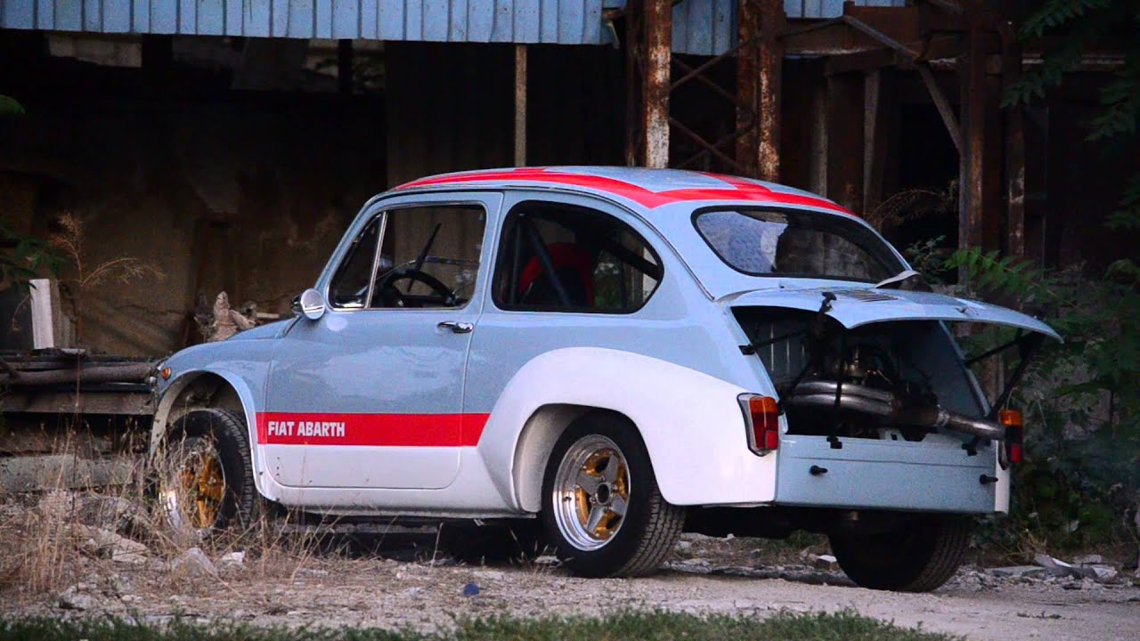 Fiat Abarth 1000 Tcr Replica Carclub Mk Youtube
